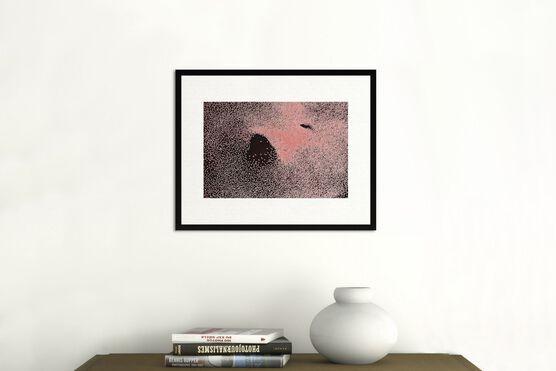 Photo Pink Flaming Formation - Michael Poliza