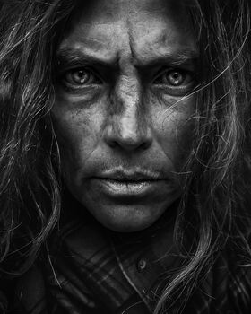Photo BRITTANY - Lee Jeffries