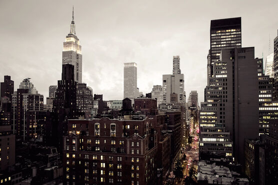 Photo Empire state of mind - Ludwig Favre