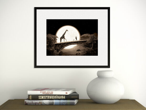 Photo Moonscape - Thomas Herbrich