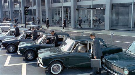 Les automates et leur automobile