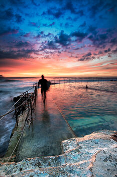 Photo Into the light - Richard Hirst