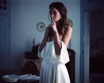 Photo BLUE ROOM - Ruslan Lobanov