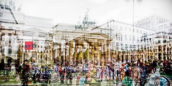 Photo Berlin Pariser platz - Laurent Dequick