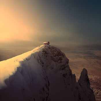 Photo Tranquility Base - Michal Karcz