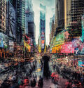 Photo MORNING TIMES SQUARE - Laurent Dequick