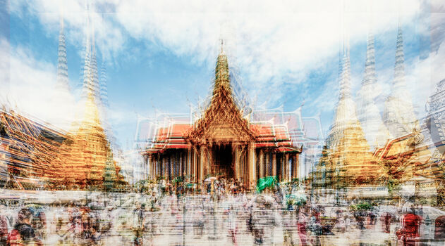 Photo Phra Wiharn Yod - Laurent Dequick