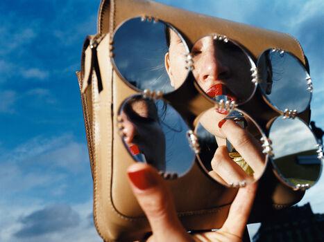 Photo Mirrors - Steve Hiett