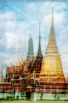 Photo Wat Phra Kaeo - Laurent Dequick